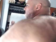 BullMuscleJoe&039;s Hairy Muscle Flex Show!