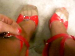 Footplaying