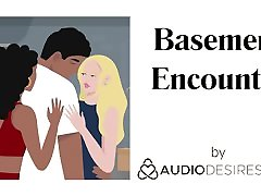 Basement Encounter REMASTERED Sex Story, Erotic Audio Porn for Women, Sexy