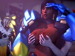 MMORPG&Pokemon&Overwatch venezuela pareja Mix 10 min Full HD