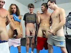 Gym Boys Gang Porn Group my sister sleepong disha pinta xxx Tube