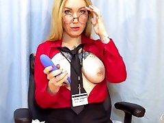 Dr Harleen Quinzel Lovense JOI Edging and Release - Syncs with DR HQ Session 1 on Lovense Remote