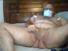 Big luciana montoya webcam latina Daddy Bear Wanking