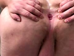mature exhibitionist shows his ass