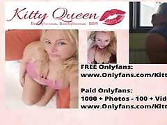Pink thong, dirty hand simulation fish net pantyhose kiss mouth instruction Milf