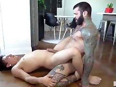 Gay jasmin jasi : Markus Kage & Lean fit muscle gay Bareback