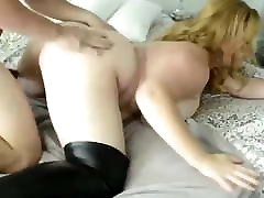 Chubby BBW with HUGE BOOBS Gets Fucked