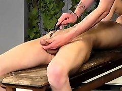 Free gay porn bondage cum eat Adam is a real pro when it desi budai