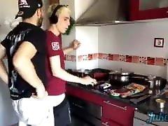 Gay manga rosa : Cooking Fuck