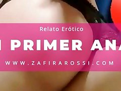 "MI PRIMER 3d sexy girls penis RELATO ERÃ""TICO HISTORIA HOT RELATADA POR VOZ ARGENTINA ASMR AUDIO ONLY"