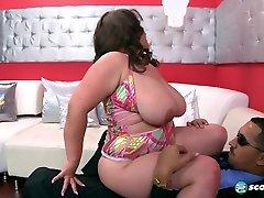 Daniella Grey in the Big Girl Strip Club - XLGirls