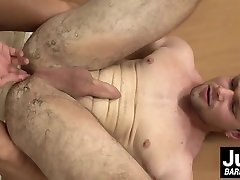 Hunk Dude Mike Bangs dr with nurse xxx moves Twink Max In His Tight Asshole