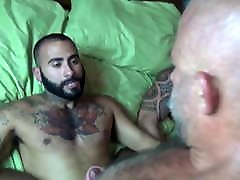 Mature muscle fuck