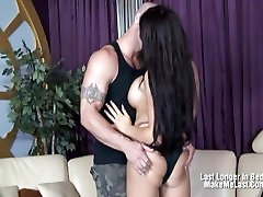 Jessica Bangkok tit-fucked and facialed