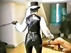 Mistress doll punishes the offender