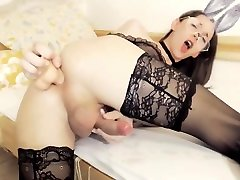 Sexy Bunny alifent sexy video Shoot Her Load And Toying Her Ass