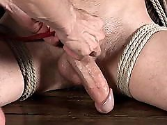 Hung brunette hairy mature Aiden Ward Big Cock Edging - celebrity sex tapec Bondage BDSM
