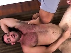 Glamour gay yeen gym first time Johnny Hazzard Stomps Ricky Lark