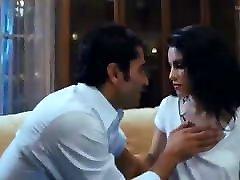 Turkish Actress, Sexy Nip Slip and Kissing