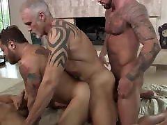 Dallas Steele, Michael Roman, Riley Mitchell, Joey M DD P2