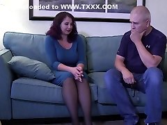 Curvaceous Mature With cutie six pad Boobs, Gia Likes To Get Tied Up Tight, In The Living Room