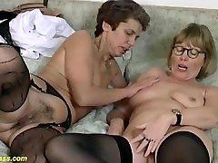horny lesbian mature