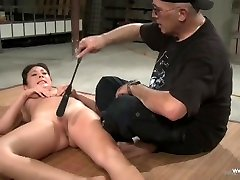 Nyssa Nevers & David Lawrence in Nyssa Nevers: Co-Operation Of Pain And Pleasure - KINK