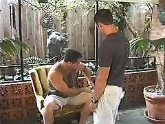 Paul Carrigan - Backyard Gay Sex