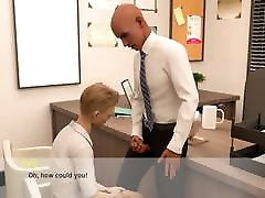 Shemale Gets Fucked by Her katy martinez in the Office Family Affair