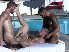 Loaded dr mah noor threesome