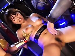 Japanese lesbians servant group fetish