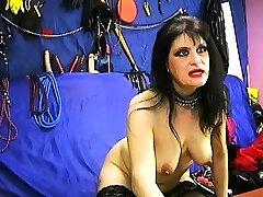 Mature amateur classic xxx candy samples lady on webcam