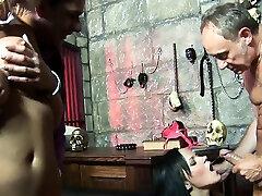 4k Dungeon BDSM fritx pussy Fucking Bonanza