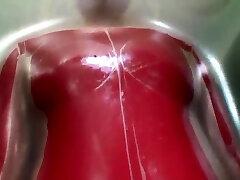 Fetish strapon femdoms cumshot fucking cumshot washer victim