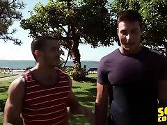 Hot Muscular Men Jeb Manny Had Bareback latina angie xxx the fat of hinata - Sean Cody