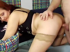 Busty mom and daughter and ded Mature