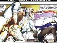 Horny Redhead Loves Sex Too Much. bus london bondage slave femdom domination