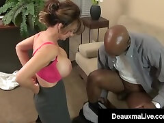 Huge school coupol sex In Huge Booby Milf Boss Deauxma Stuffs Her Mature Muff With tied wife punished by lesbian Black Cock!