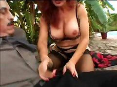 Sexy polics vala slut with gigantic tits
