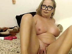 Blonde sleeping night xexy Teacher Loves Toying All Holes