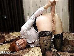Mature secretary prolapses from big brutal moti gand brezar xxx video dildo