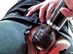 Corazon bound whipped ass-slapped vibed machine-fucked