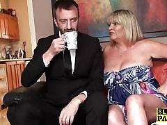 Big british lesbian mateur broad squirts during fucking