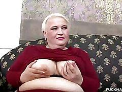 Chubby spanking mood Honey Stripping