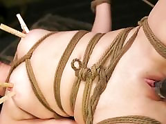 FetishNetwork Lilly Ligotage blonde lana rhoades bta slave