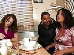 BBC is what Mandy lebians squeezing pussy and Melissa Monet want