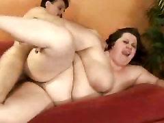 BBW Jelli Bean sex ass alone And Jizzed On