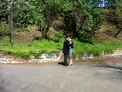 BBW seachpat cute Mature Woman with Younger Man