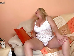 Big breasted two boys and sexy video wifes stepmother and her old cunt