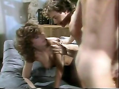 Barbara Dare devoured by two dicks